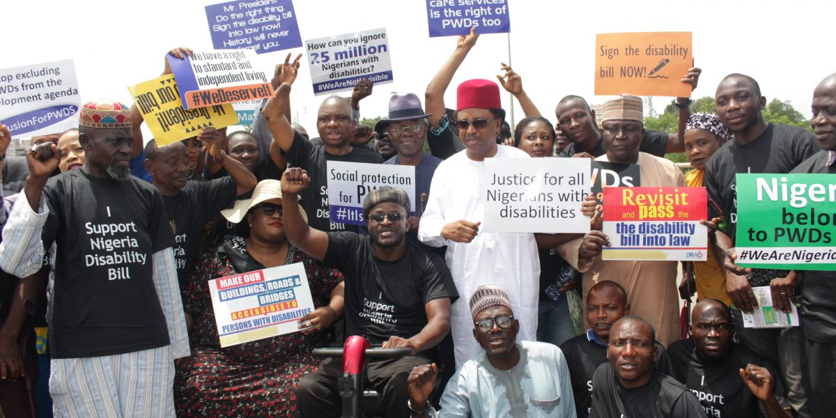 RALLY TO NASS ON NIGERIA DISABILITY BILL (93)