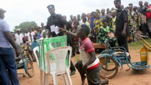 Enugu: PWDs lament inaccessibility of most polling units during elections
