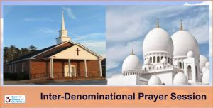 Inter-Denominational Prayer Session