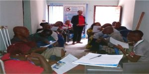 Centre for Citizens with Disabilities (CCD) deploys PWDs as election observers