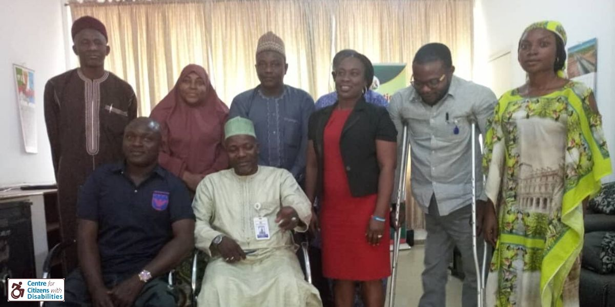 CCD Pays Courtesy Visit to the SSG Office in Kaduna State