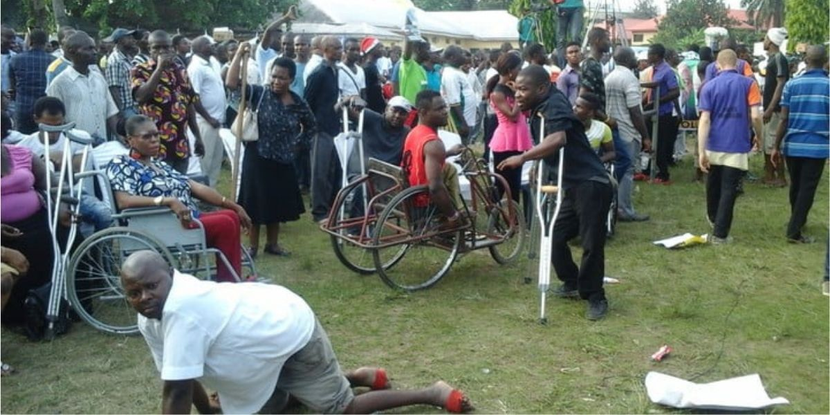 Campaigns for Equal Voting Access for Persons with Disabilities (EVA4PWDs)
