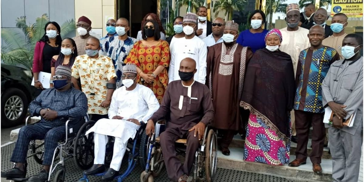 Stakeholders want FG to scale-up entry age of PWDs into public service
